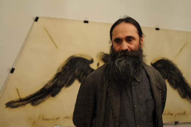 """Marian Zidaru """"VICTIMA"""" @ H`art Gallery, București"""