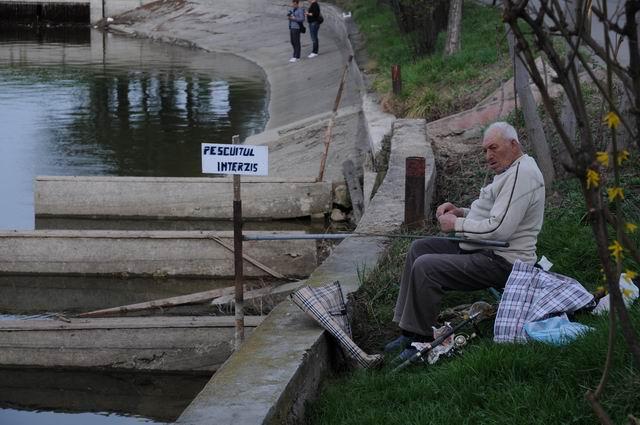 Pescuitul interzis?