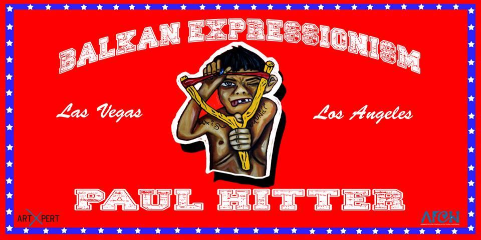 Paul Hitter – Lansarea Expresionismului Balcanic in Statele Unite