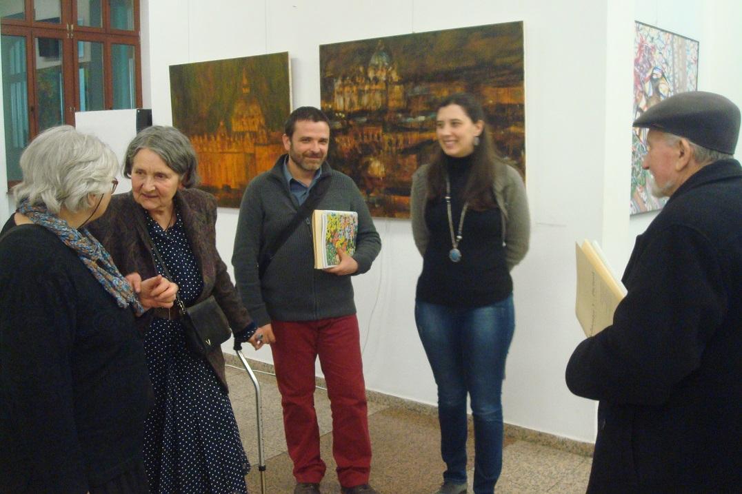 10Silvia Radu,Andrei Rosetti,Laura Buzatu,Viorel M¦ârginean.