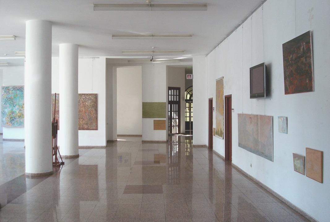 """Grupul Noima, """"ADNOTĂRI III – PICTURĂ"""" @ Academia de Studii Economice din București, galerie de imagini"""