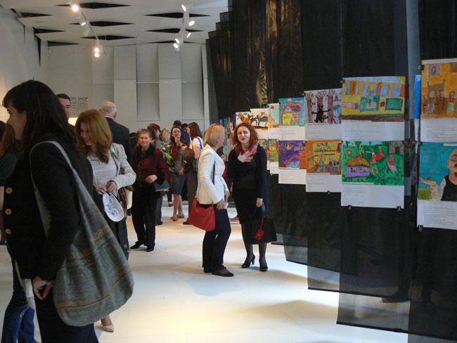 Anuala de artă pentru copii la Galateca, București