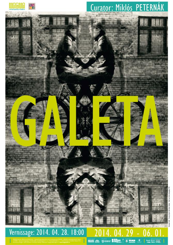Ivan Ladislav GALETA, solo exhibition @ MAGMA, Sf. Gheorghe