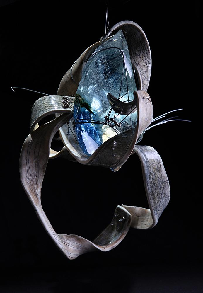 Bijuterii din cutia neagră, expozitie de ceramică, sticlă, metal – Cristina Bolborea @ Centrul Cultural Palatele Brâncovenești