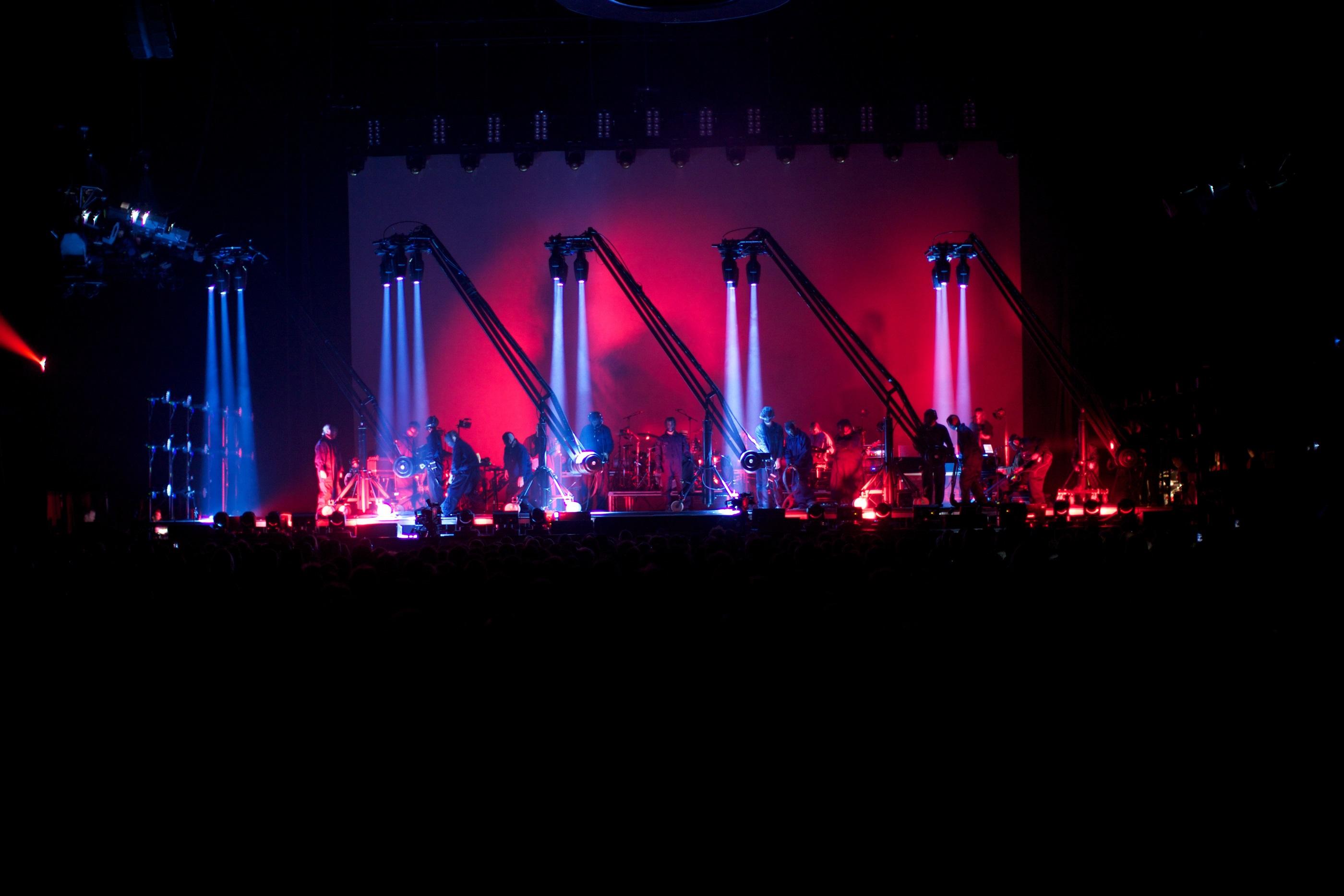 Peter Gabriel aduce la Romexpo Bucuresti cea mai ampla productie indoor, 8 mai 2014