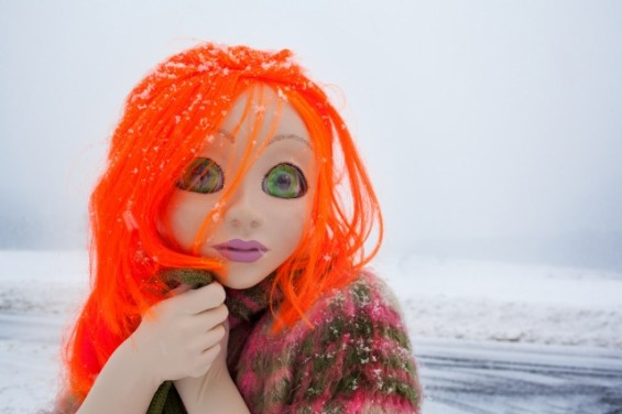 Laurie Simmons' Photo Series About Japanese Subculture Of Cosplay