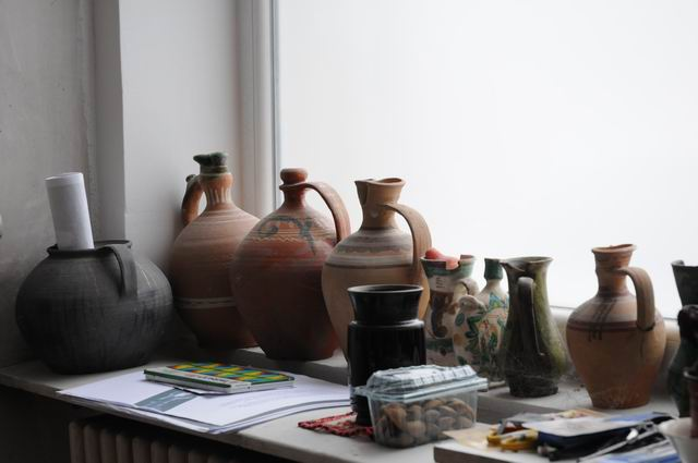 Resize of Viorel Marginean atelier - foto lucian muntean LM 13
