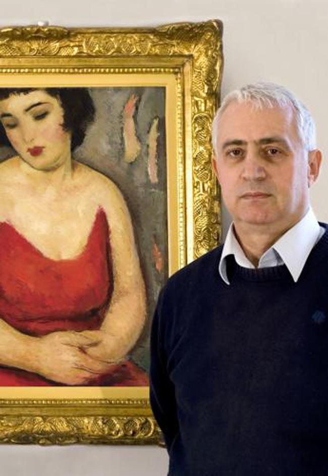 Ştefan Grimberg: Investiția în unicitatea sau raritatea lucrării de artă, nu în semnătura artistului