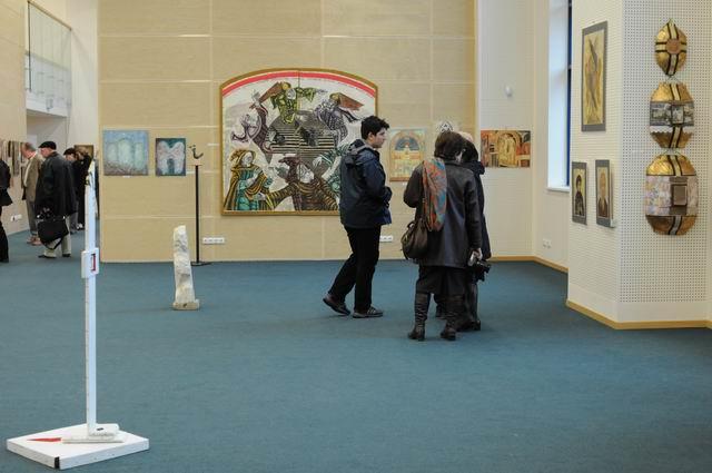Anuala de artă religioasă – 2014