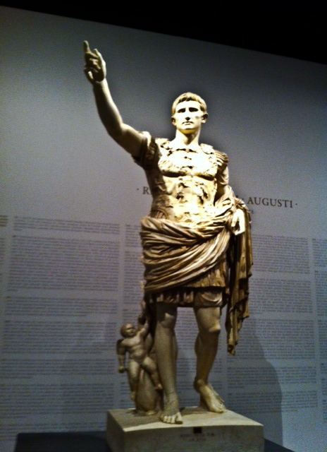 Augustus @ Grand Palais, Paris