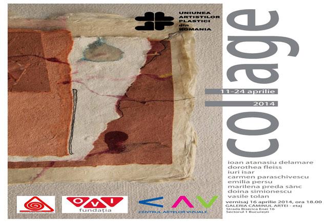 Collage @ Galeria Căminul Artei, București