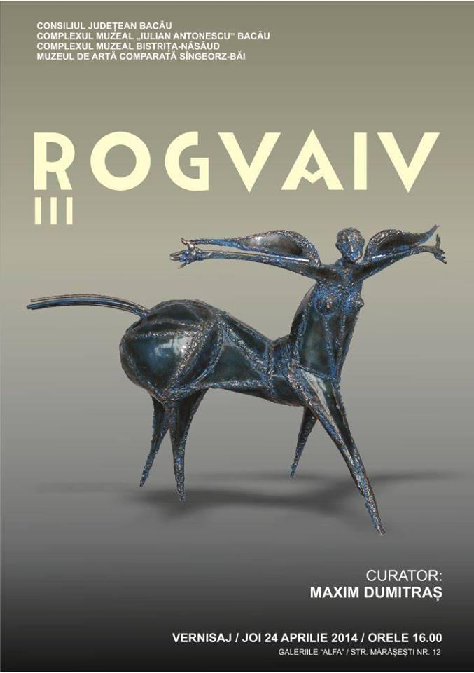 ROGVAIV III @ Bacau