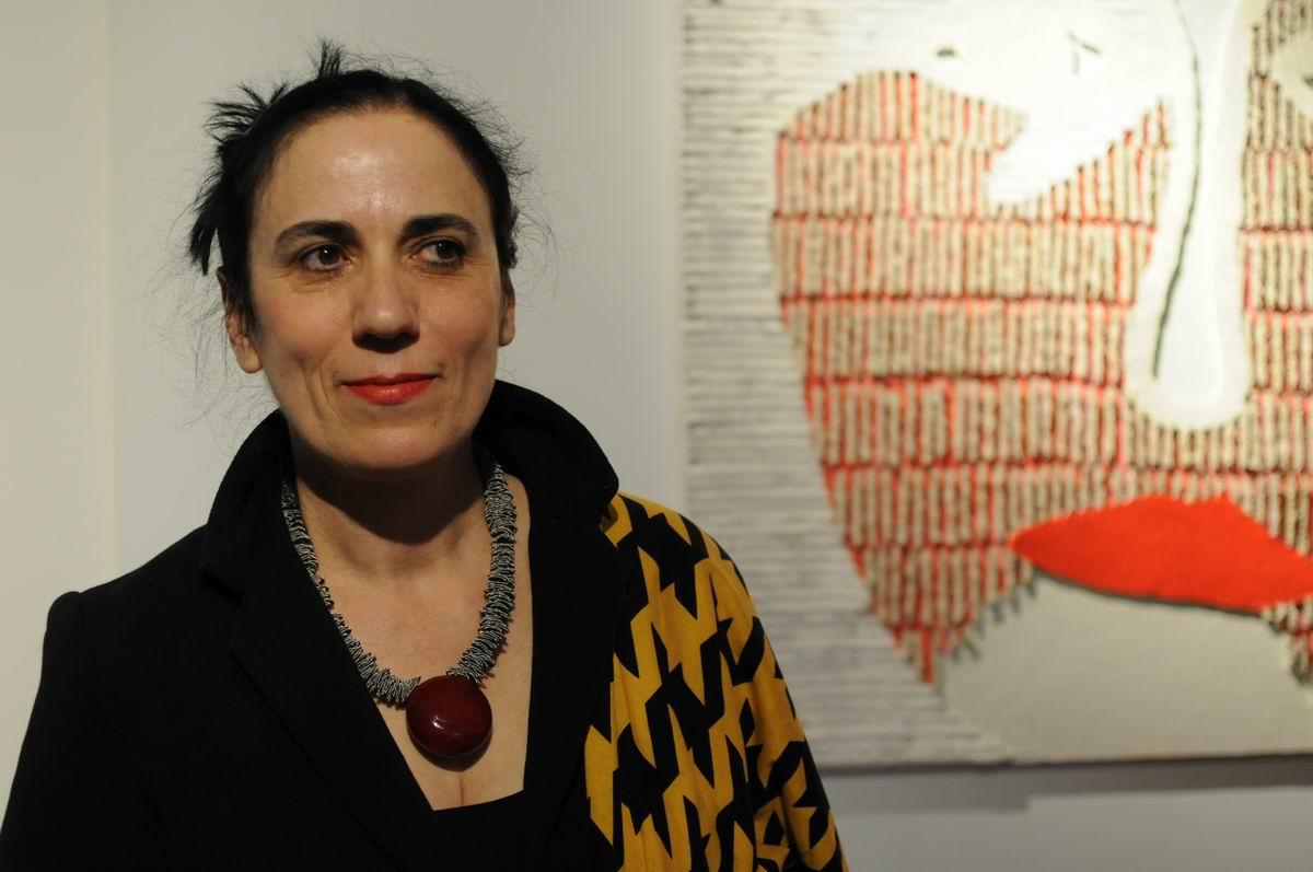 """Florica Prevenda, """"Facelook"""" @ AnnArt, București"""