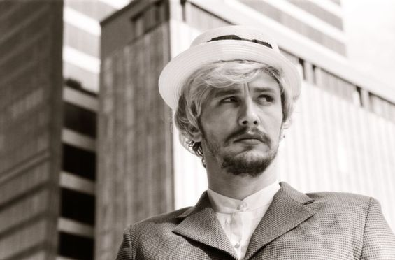 James Franco Dresses In Drag, Mimics Cindy Sherman's Photographs
