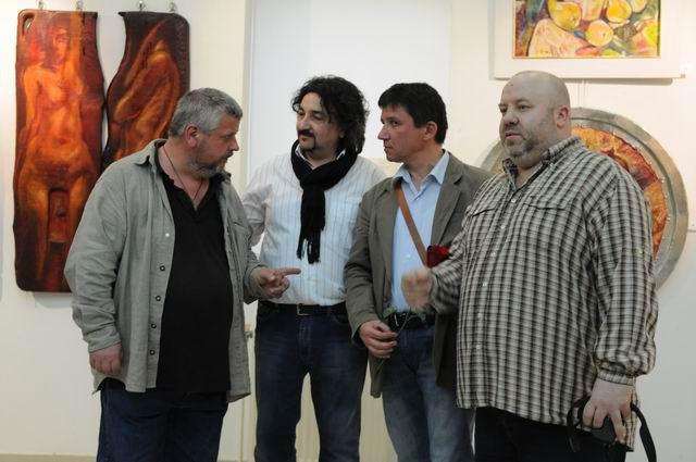 """""""TRANSFIGURĂRI CROMATICE"""" @ U ART GALLERY"""