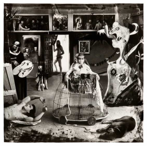 Joel-Peter Witkin's Grotesque Yet Beautiful Photographs Capture Private Erotic Longings