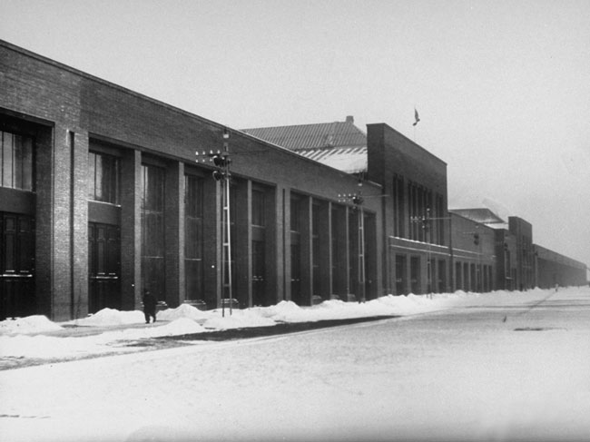 1940-Romanian-Industry-Exterior-view-of-the-Malaxa-Munitions-and-Railroad-Manufacturing-plant-Bucharest