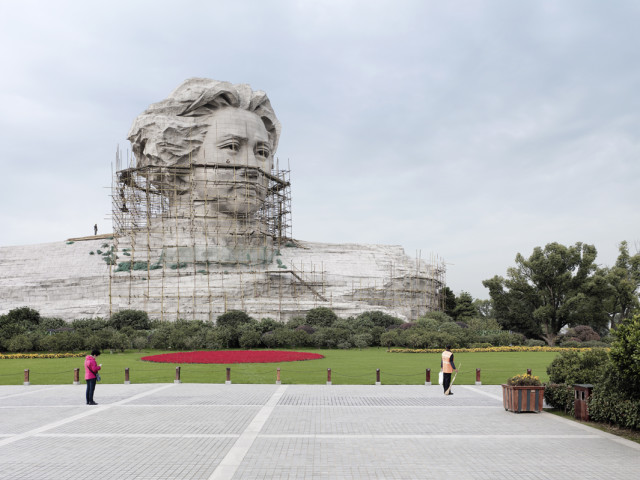 Mao Zedong, Changsha, China, 105 ft, built in 2009