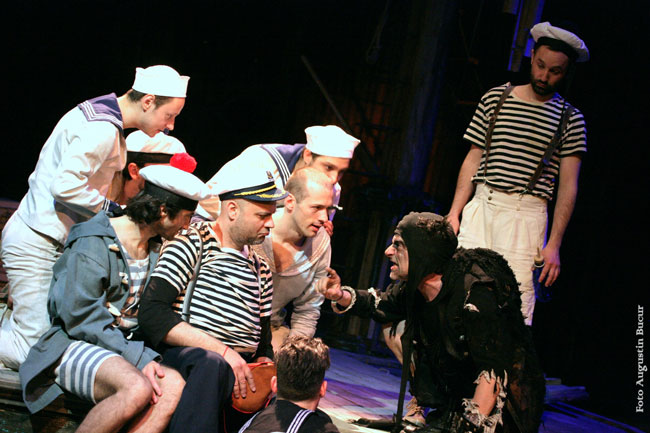 Alexander Morfov, regizorul care aduce FURTUNA shakespeariană la Naţionalul bucureştean