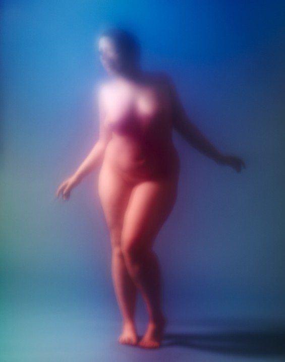 Maciek Jasik's Surreal Photography Blurs The Identity Of Nude Bodies