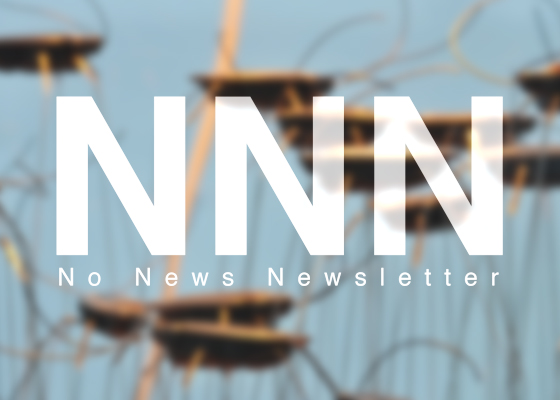 "Cosmin Haias și Sorin Oncu ""NNN. No News Newsletter"" @ Make a Point, București"