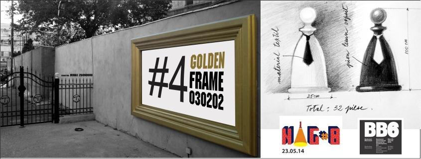 #4 Golden Frame 030202 & ROcada / Atelier 030202