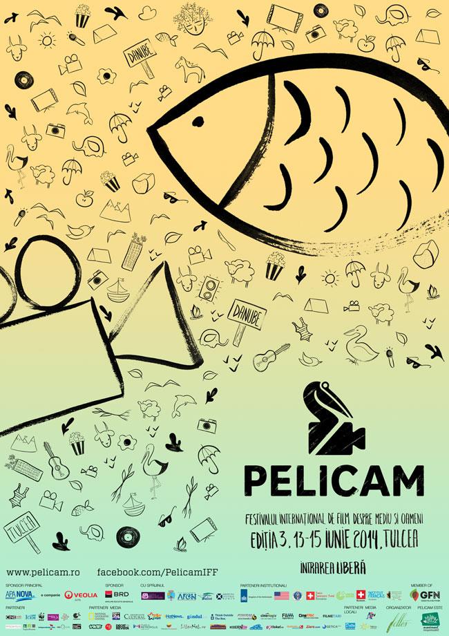 Fresh Perspectives, o nouă secțiune competițională, la Pelicam, festivalul internațional de film, Tulcea