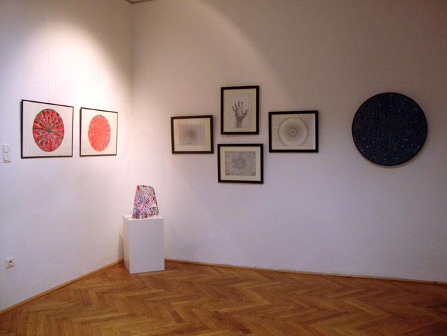 """Robert Koteles """"Kromo"""" @ Galeria Pál, Miercurea Ciuc"""