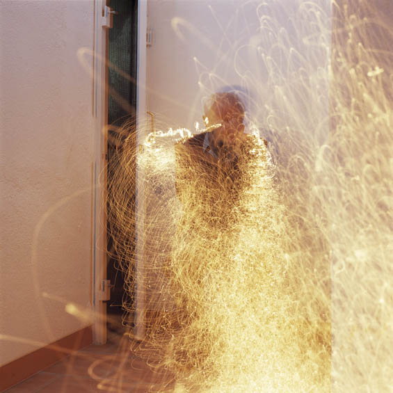 Florenica Durante's Electric Photos Wrap Her Subject In A Spectacle Of Energy