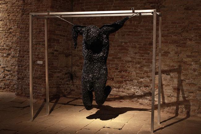 """Zsolt Berszán """"Decomposition"""" @ Venice, Italy"""