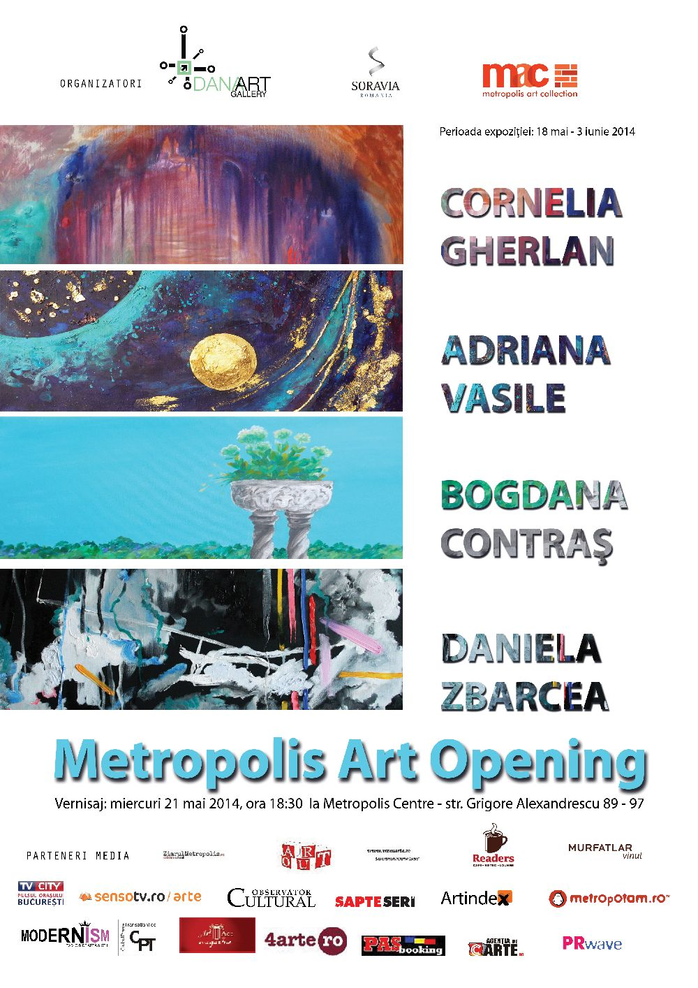 Metropolis Art Collection @ Metropolis Center, București