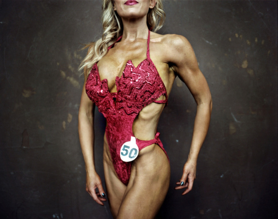 Agnieszka Rayss's Captivating Photographs Of Extreme Bodybuilders