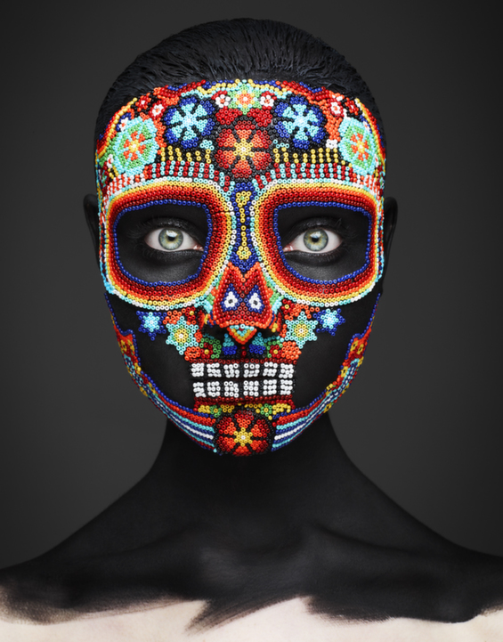 Spellbinding Death Masks And Sugar Skulls