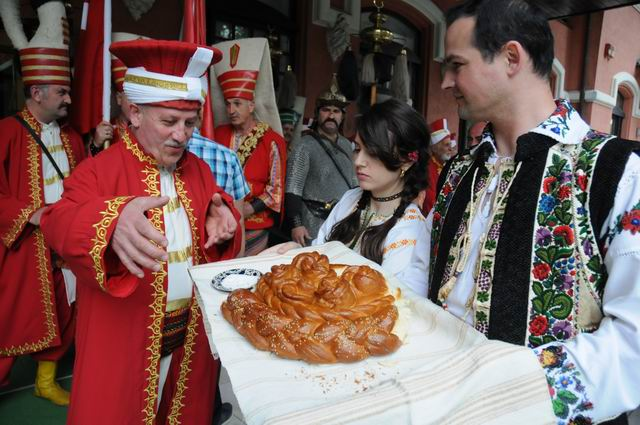 Mehter – Fanfara Militara Istorica Otomana @ Festivalul Turcesc