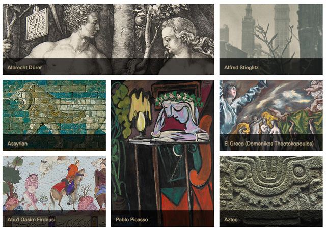 Over 400,000 Images from the Metropolitan Museum of Art's Collection Are Now Available Online for Non-Commercial Use