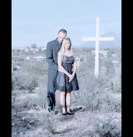 Purity Portraits: Young Virgins Promise Their Purity To Their Fathers Until Marriage