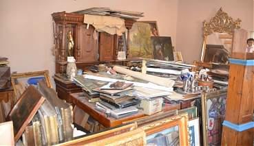Peste 600 de tablouri ce ar fi din patrimoniul României și al altor țări UE, găsite la un sătmărean