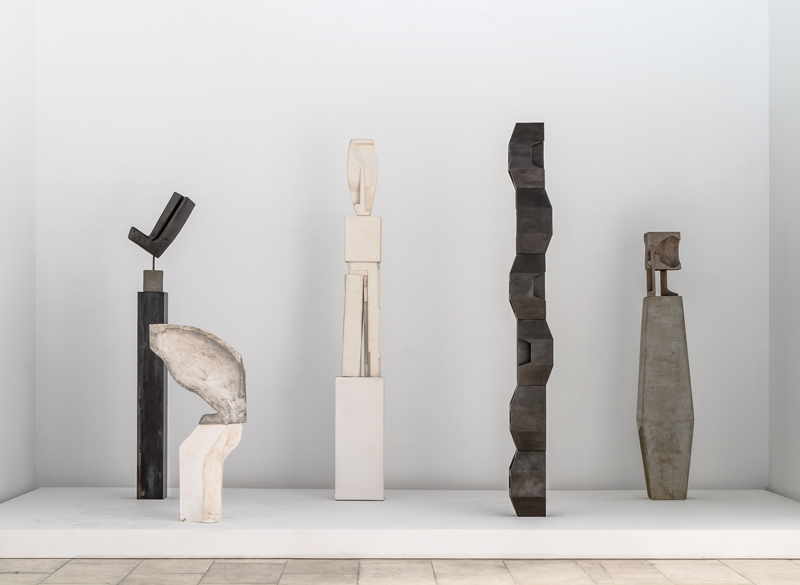 """Expoziţia """"Efectul Brâncuşi"""" la Kunsthalle Wien"""