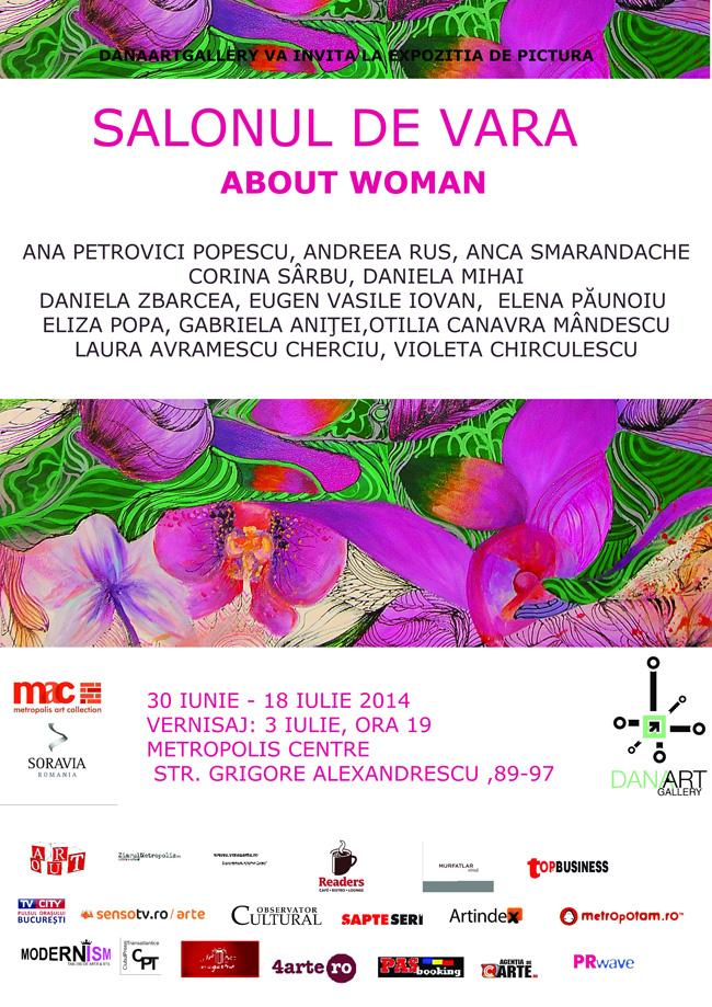 """Salonul de Vară """"About Woman"""" @ Metropolis Centre, București"""