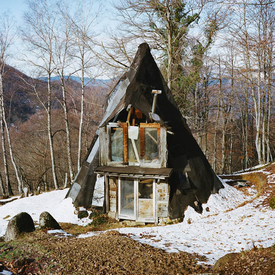 Antoine Bruy Documents Europeans Who Traded Comforts Of Modern World To Living Secluded In The Wilderness