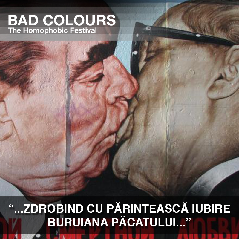Bad Colours @ Galeria Visual Kontakt, Oradea