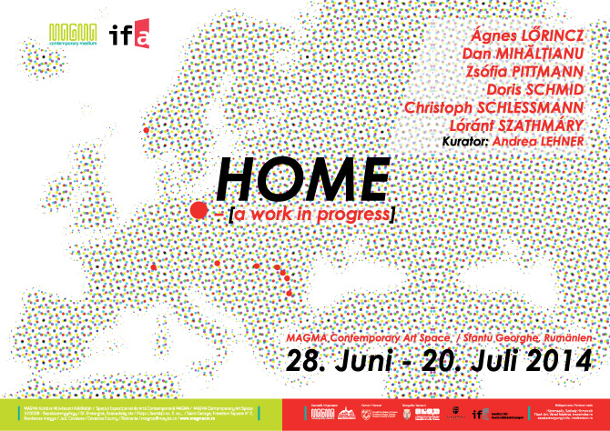 HOME – [a work in progress] @ Spațiul Expozițional de Artă Contemporană MAGMA, Sf. Gheorghe