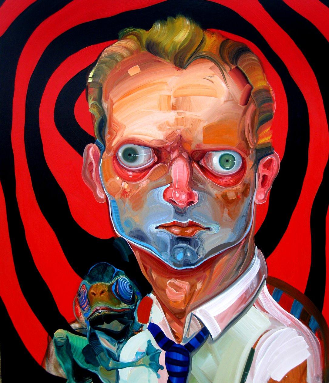 The Extraordinary and Eerie Art of Jose Luis Carranza
