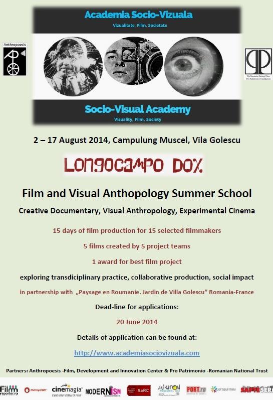 Academia Socio-Vizuală – LONGOCAMPO DOX