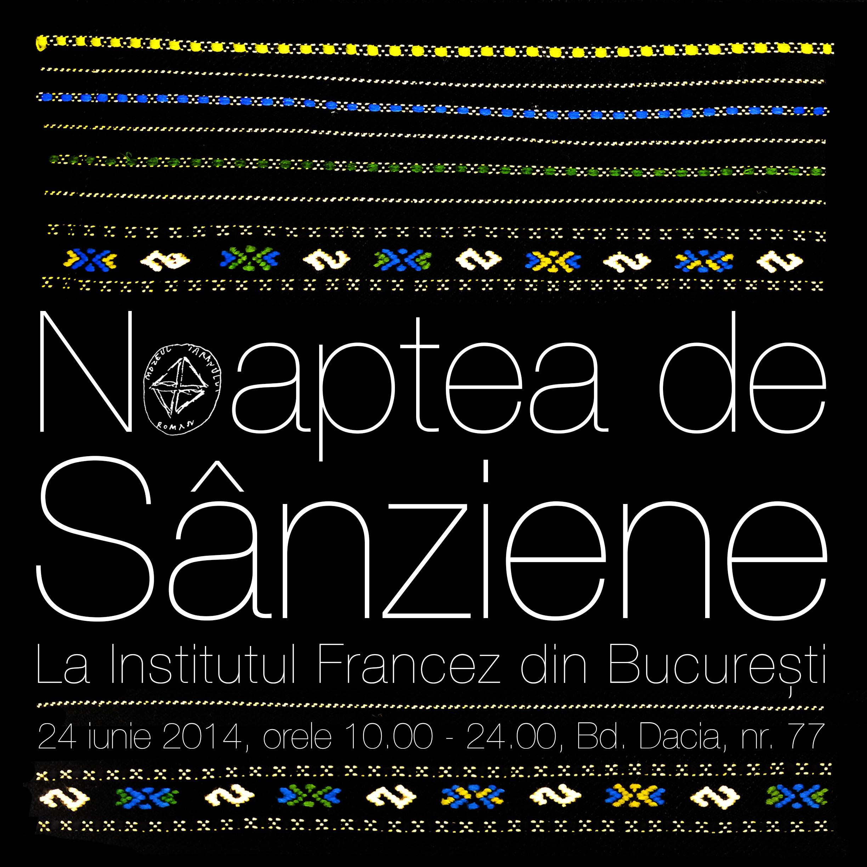Noaptea de Sânziene @ Muzeul Național al Țăranului Român