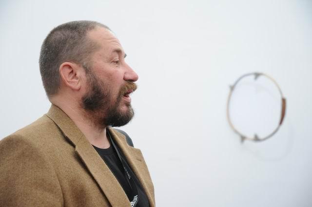 MAXIM DUMITRAȘ @ Galeria de artă DANA