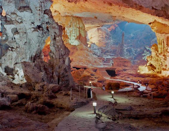 Austin Irving Documents The Strange Underground World Of Caves