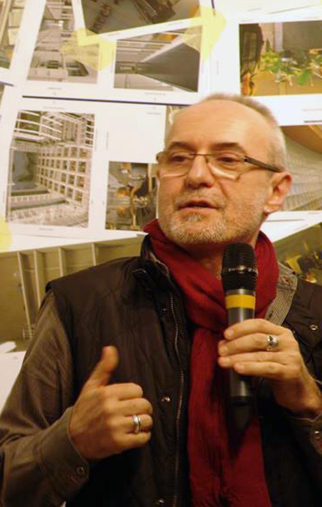 Călin Dan este noul director al Muzeului Naţional de Artă Contemporană al României
