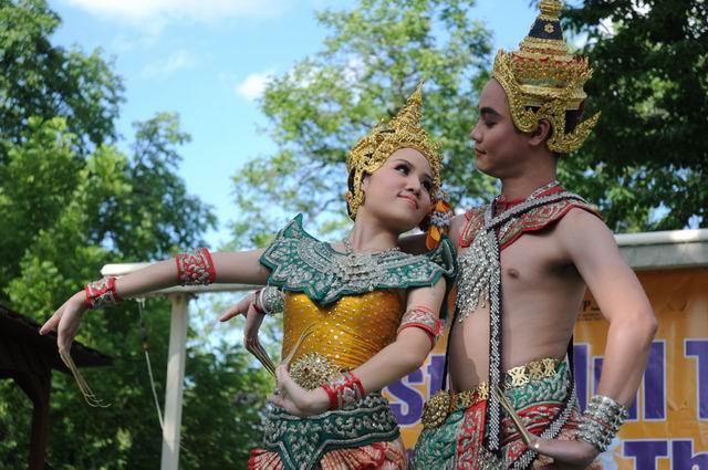 """""""Festivalul Thailandez"""" @ Muzeul Naţional al Satului """"Dimitrie Gusti"""""""