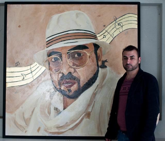 George Vasilescu – portrete de manelisti @ MTR